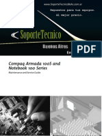 92 Service Manual -Compaq Armada 100S Series