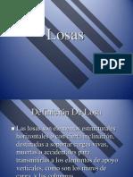 Definición De Losa ARQ. JOSÉ LUIS GÓMEZ AMADOR.pdf