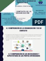 UNIDAD2_CONTEXTO DE LA ORGANIZACION