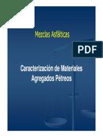 AGREGADOS PÉTREOS