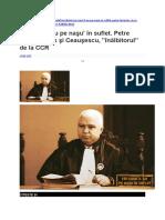 Petre Lazaroiu, zis si Ceausescu.docx