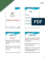 Cours_Introduction à l'enzymologie