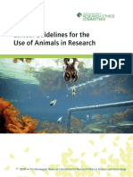 ethical-guidelines-for-the-use-of-animals-in-research