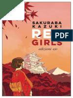 Sakuraba Kazuki - Red girls