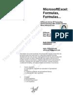 Excel Outline Formulas''''';2011