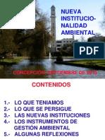 Nueva Institucionalidad Septiembre 2010.PdfMedioambiente