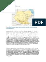 geopolitca sudan