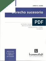 2 DERECHO SUCESORIO. Azpiri, Jorge O.