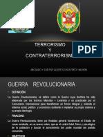 TERRORISMO Y CONTRA T