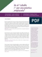 Interpelando_al_caballo_academico, Revista Nómada 50