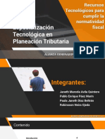 Evidencia 1 - Recursos Tecnológicos