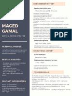 Maged.gamal CV