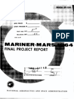 Mariner-Mars 1964 Final Project Report