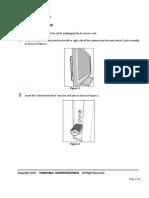 Installation Instruction C100U