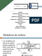 5.2 Medidores de orifio.pptx