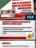 BIENVENIDOS AL FASCINANTE MUNDO DEL MERCADO INMOBILIARIO (2)