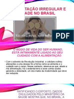 Alimentação Irregular e Obesidade No Brasil