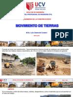 CLASE 1- A  MOVIMIENTO DE TIERRAS  EN CONSTRUCCION