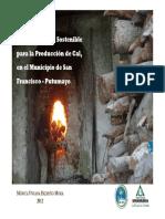 Guía de Gestión Socioambiental Sostenible para la producción de cal