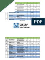HORARIOS ALFREDO RAÚL 20-2