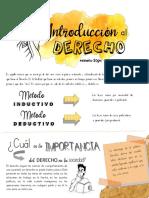 INTRODUCCIÓN AL DERECHO-I