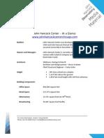 JH Center Fact Sheet 10