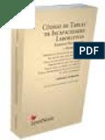 Codigo de tablas de incapacidades laborativas. Rubinstein, Santiago. Con seleccion de texto (1) (1).pdf
