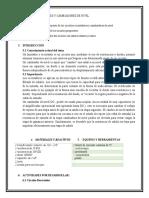 informe 2 recortadores y cambiadores de nivel