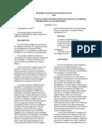 IDENTIFICACIÓN DE FACTORES DE RIESGOS PSICOSOCIALES EN LA EMPRESA INMOBILIARIA SAS DE MONTERÍA - TRABAJO FINAL