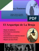 Presentación el Arquetipo de la Bruja.  -2