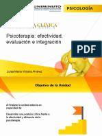 Unidad 11-Reseña sobre Eficacia eficiencia y efectividad de la psicoterapia