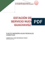 PLAN DE INGENIERIA AGUAS RESIDUALES DOMESTICAS