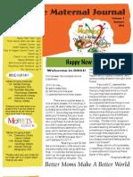 January Newsletter MOPS-Owatonna