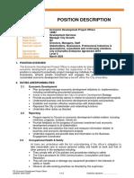 Economic Development Project Officer v2