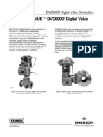 Fisher DVC6000f Digital Valve Controllers Bulletin February 2010