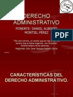 Derecho Administrativo parte I UAD