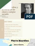 Una introducción a Pierre Bourdieu - Teoerías sociológicas