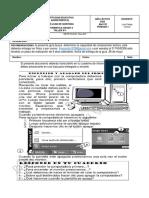 REPETICION TALLER INFORMATICA  -GRADO 6
