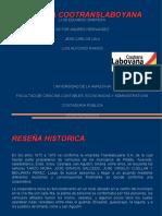 empresa cootranslaboyana
