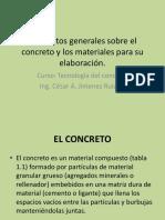 0- Tecnología del Concreto