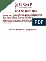 5a. calibracion picnometro
