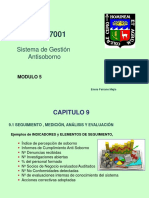 MODULO 5 ISO 37001