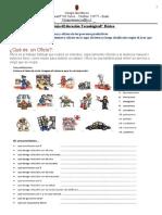 Guía 7 Tecnología 8°basicos