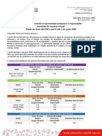 Circular clases virtuales CAH_Español
