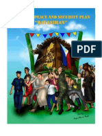 "AFP Internal Peace and Security Plan (IPSP) ""BAYANIHAN"""