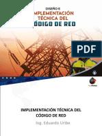 DISEÑO E IMPLEMENTACIÓN TÉCNICA DEL CÓDIGO DE RED (Enero 20) pdf