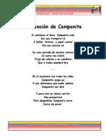 La Cancion de Campanita