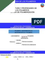 GRADO DE POLIMERIZACIÓN