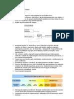 Metologia de Projeto de Produtos Resumo