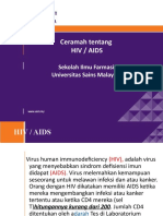 HIV AIDS Lecture NEW. translate desy fix